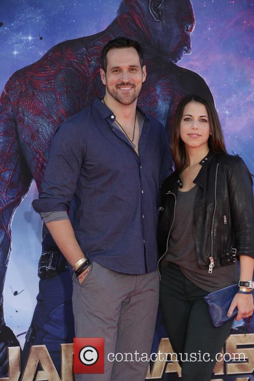 Travis Willingham and Laura Bailey 1