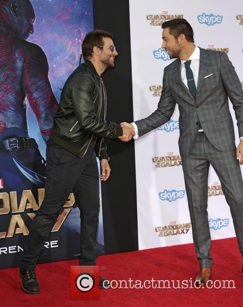 Bradley Cooper and Zachary Levi 7
