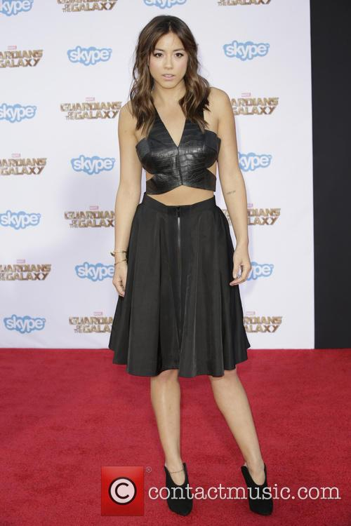 Chloe Bennet, Dolby Theatre in Hollywood, Dolby Theatre