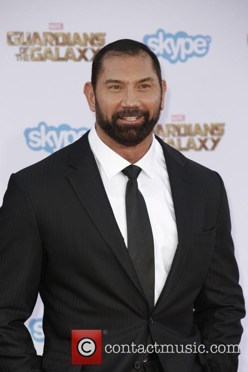 Dave Bautista, Dolby Theatre in Hollywood, Dolby Theatre