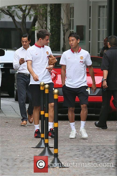 Manchester United and Shinji Kagawa 2