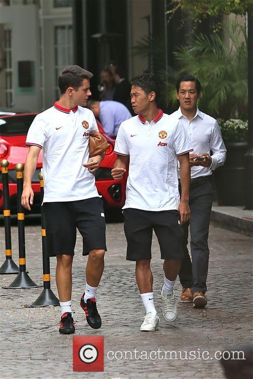Manchester United and Shinji Kagawa 7