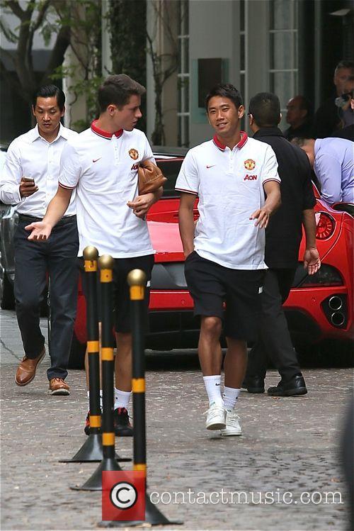 Manchester United and Shinji Kagawa 8