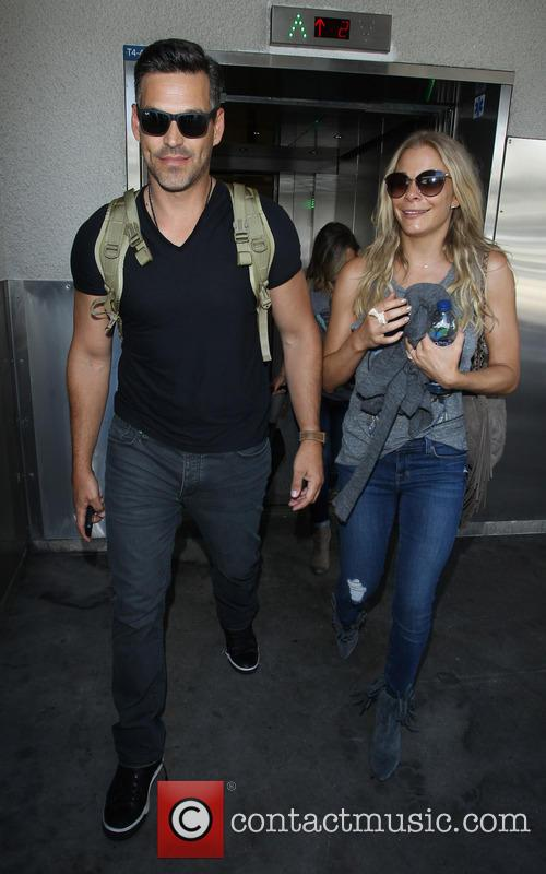 Eddie Cibrian and Leann Rimes 9