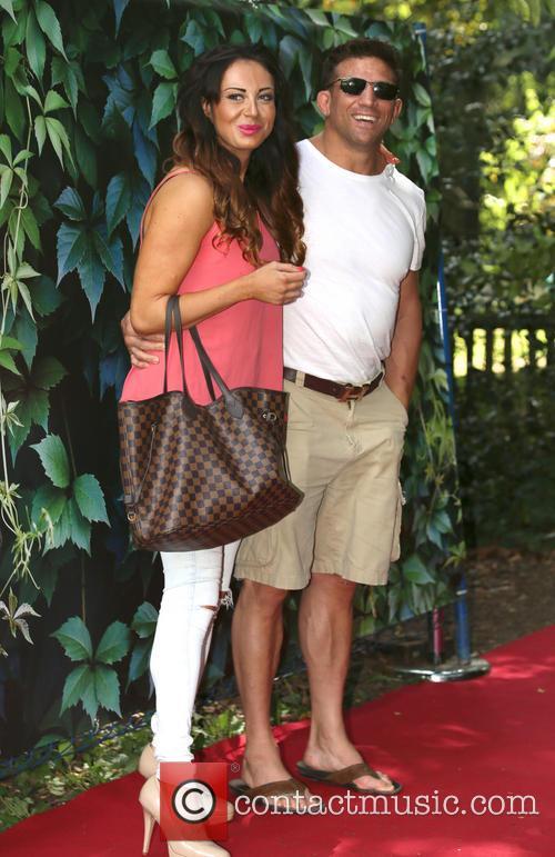 Alex Reid and Nikki Menashe 3