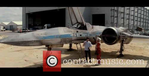 Jj Abrams Force For and Change Video 7