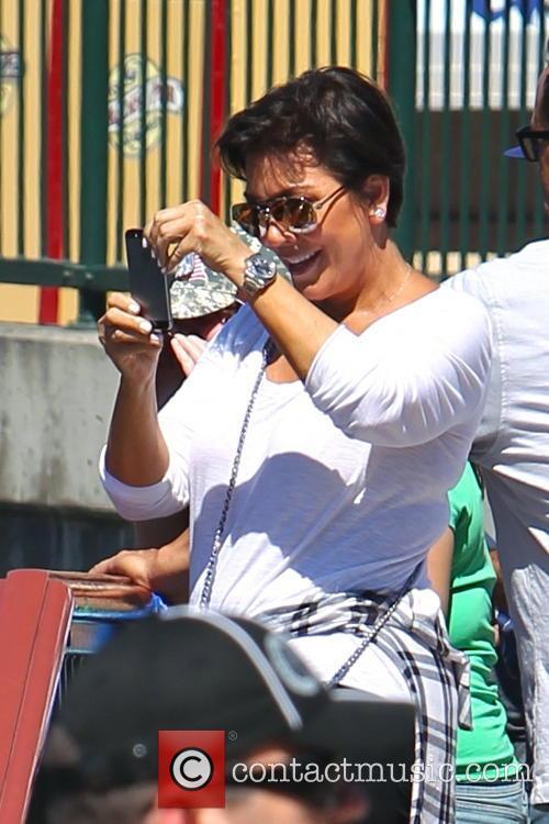 Kris Jenner, Disney