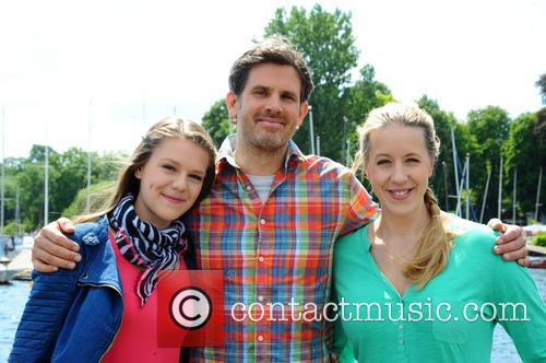 Merle Juschka Disney Channel Germany Shooting Their First Own Tv