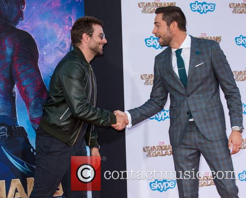 Bradley Cooper and Zachary Levi 3