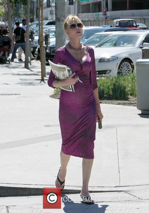 melanie griffith melanie griffith wearing a long 4298556