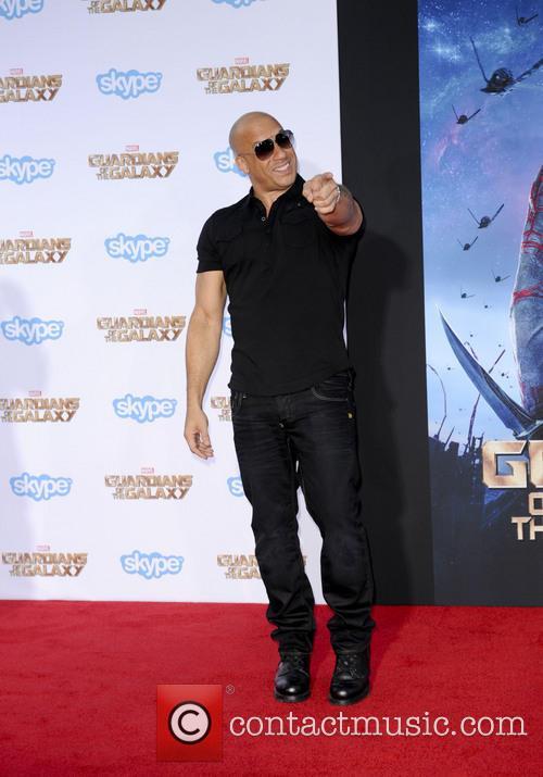 Vin Diesel 4
