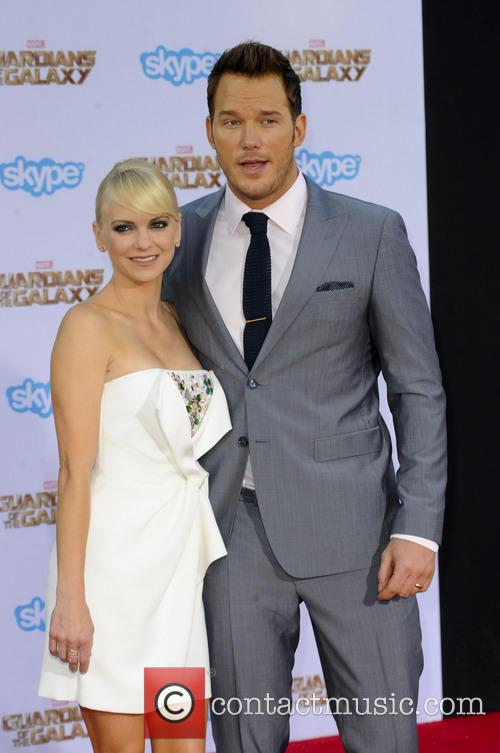 chris pratt anna faris premiere guardians of the 4296831