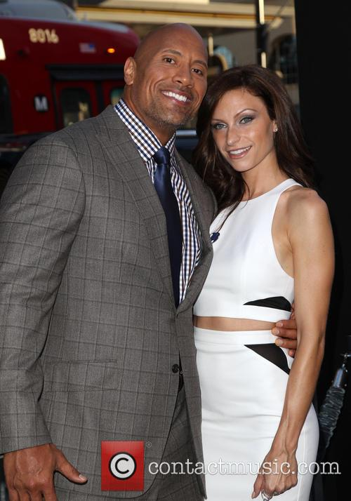 Dwayne Johnson Is All Set To Welcome Another Girl Into His Life