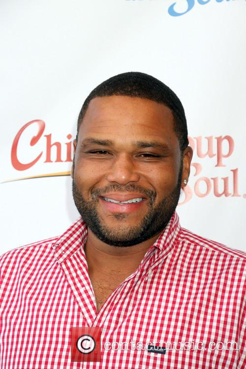Anthony Anderson joins Chicken Soup For The Soul