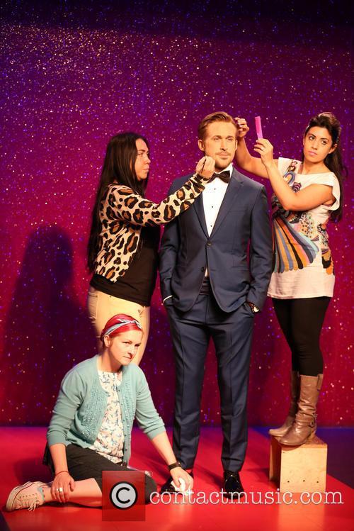 Ryan Gosling, Madame Tussauds, Baker Street, London, Madame Tussauds
