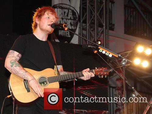 Ed Sheeran, Ibiza Rocks
