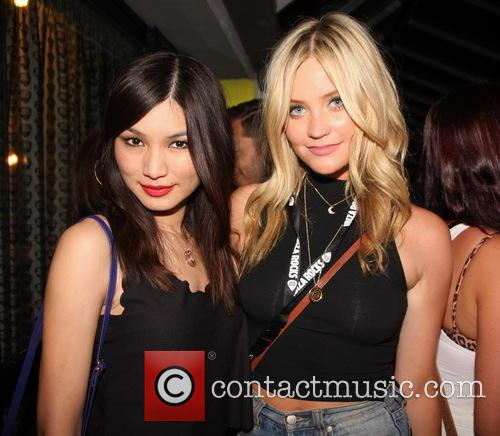 Laura Whitmore and Gemma Chan 2