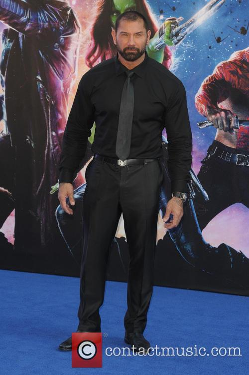 UK premiere of 'Guardians of the Galaxy' held...