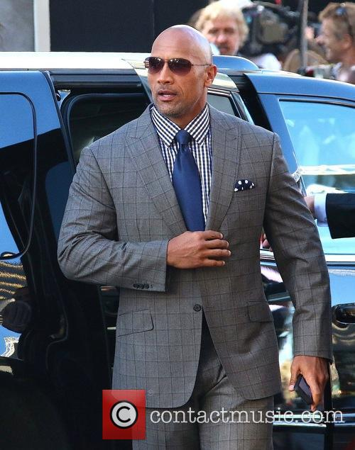 Dwayne Johnson 8