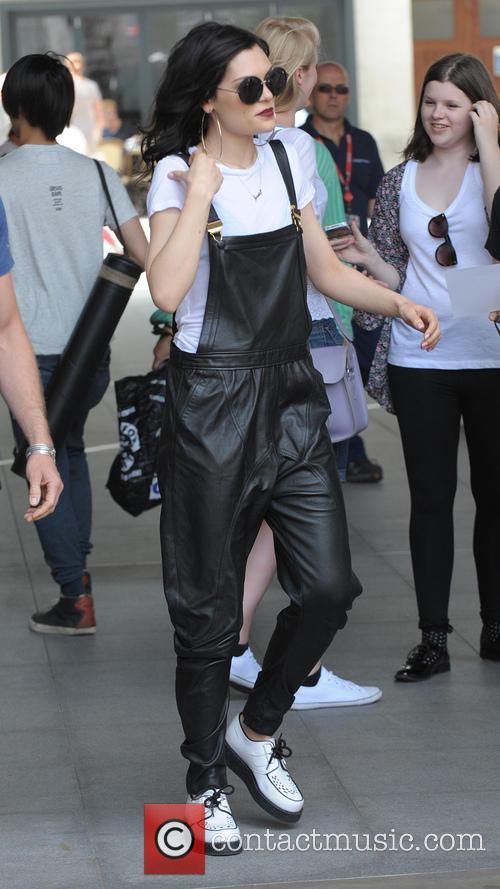 Jessie J leaving BBC Radio 1