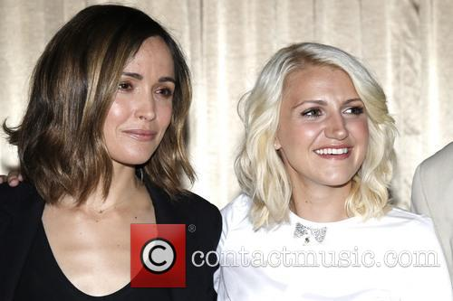 Rose Byrne and Annaleigh Ashford 3