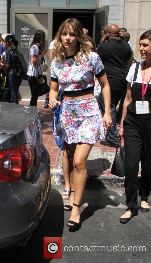San Diego Comic-Con International - Day 1 -...