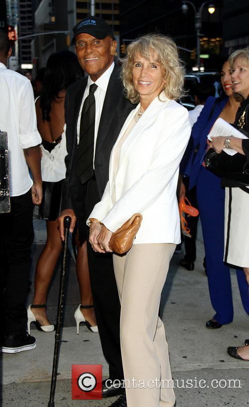Harry Belafonte and Pamela Frank 2