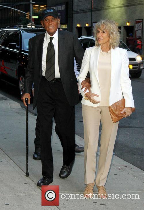 Harry Belafonte and Pamela Frank 4