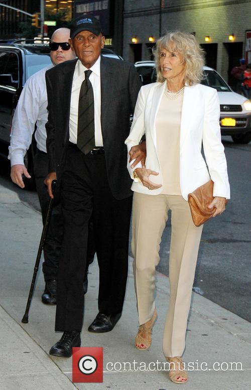 Harry Belafonte and Pamela Frank 6