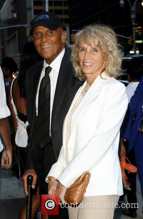 Harry Belafonte and Pamela Frank 7