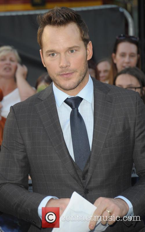 Chris Pratt hospital visit