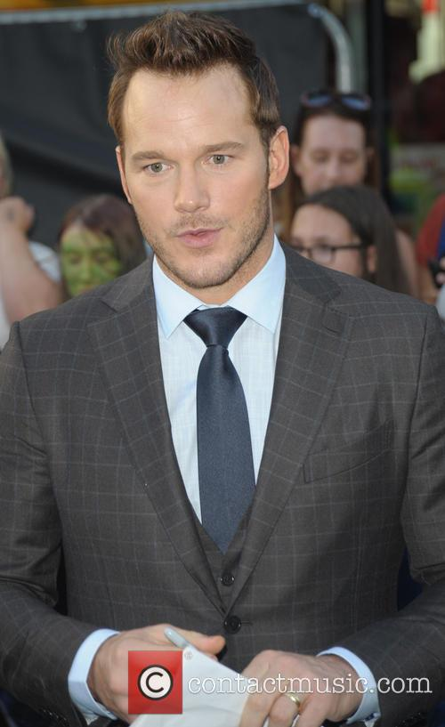 Chris Pratt radio appearance