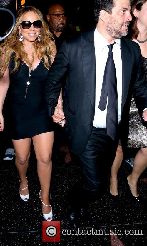 Mariah Carey and Brett Ratner 3