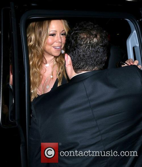 Mariah Carey and Brett Ratner 4