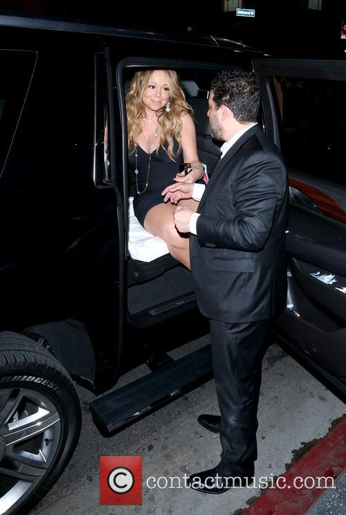 Mariah Carey and Brett Ratner 5