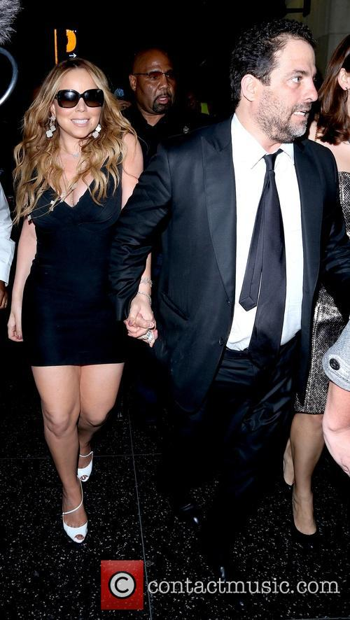 Mariah Carey and Brett Ratner 7