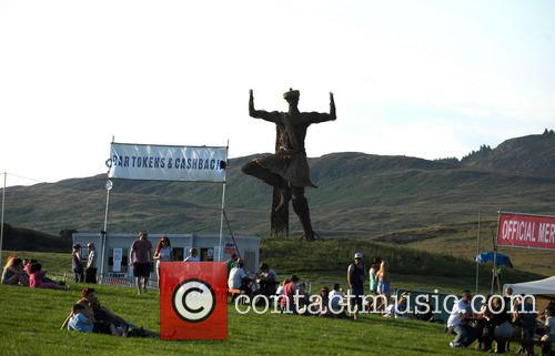 The Wickerman Festival 2014 - Day 1- Atmosphere