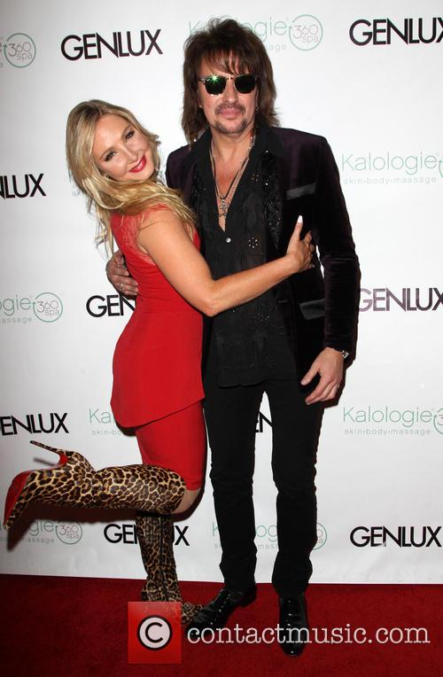 Nikki Lund and Richie Sambora 9