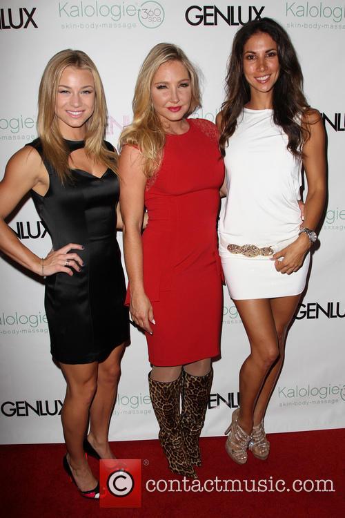 Nikki Leigh, Nikki Lund and Leilani Dowding 3