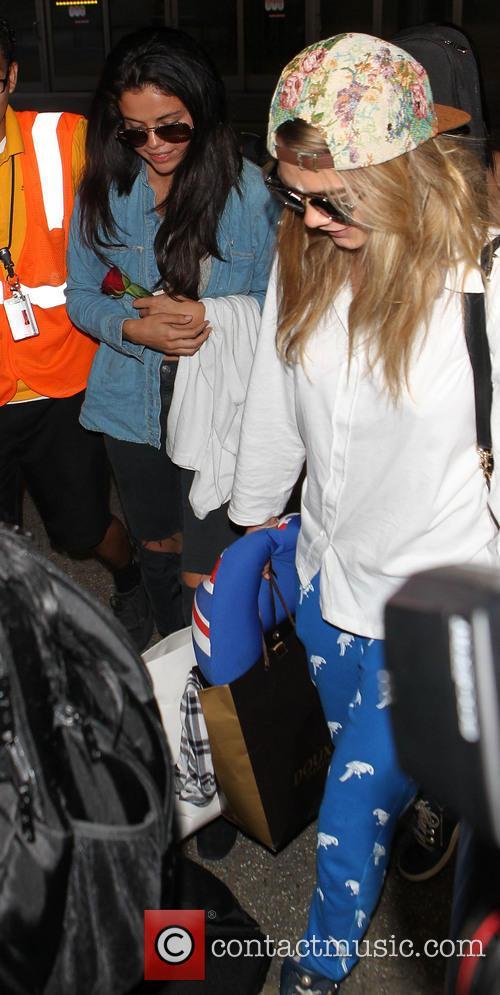 Selena Gomez and Cara Delevingne 2