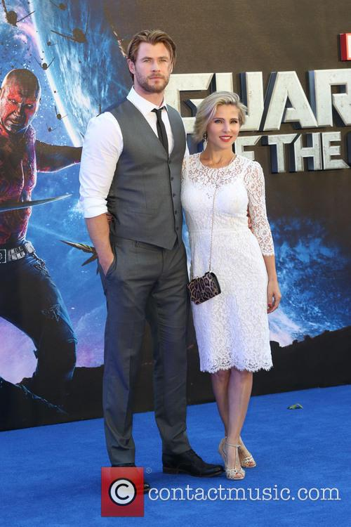 Chis Hemsworth and Elsa Pataky 4