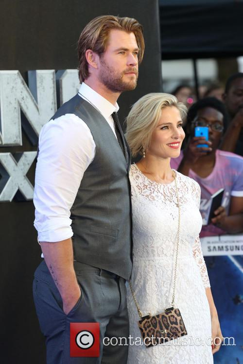 Chis Hemsworth and Elsa Pataky 5
