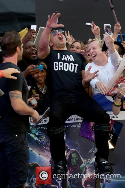 'Guardians of the Galaxy' UK film premiere
