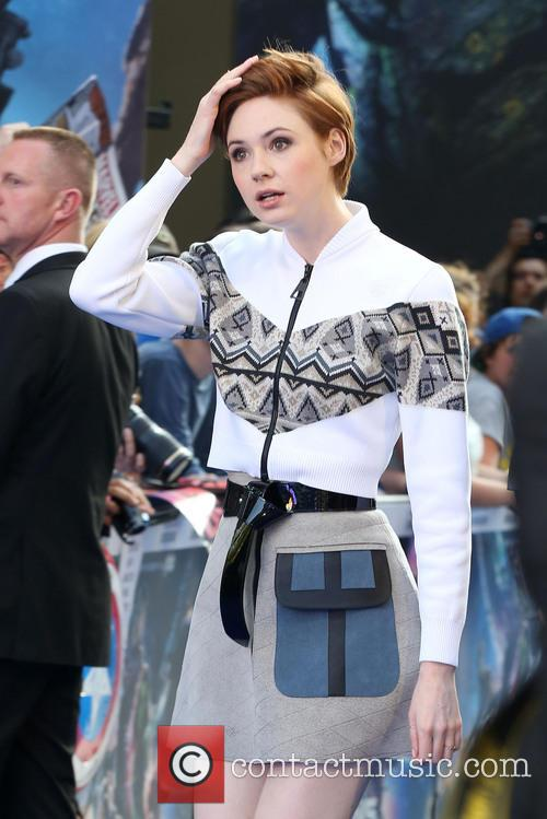 'Guardians of the Galaxy' - UK film premiere...