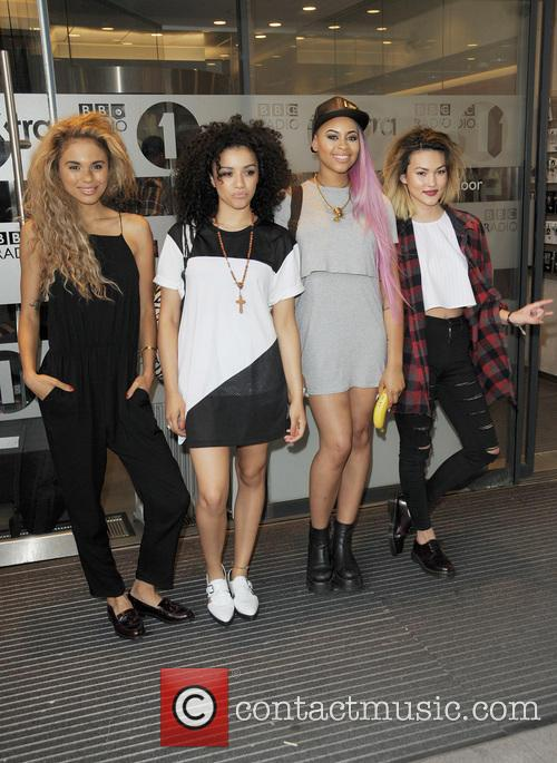 Neon Jungle leaving BBC Radio 1