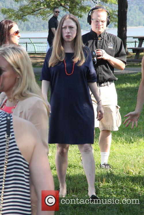 Chelsea Clinton 4