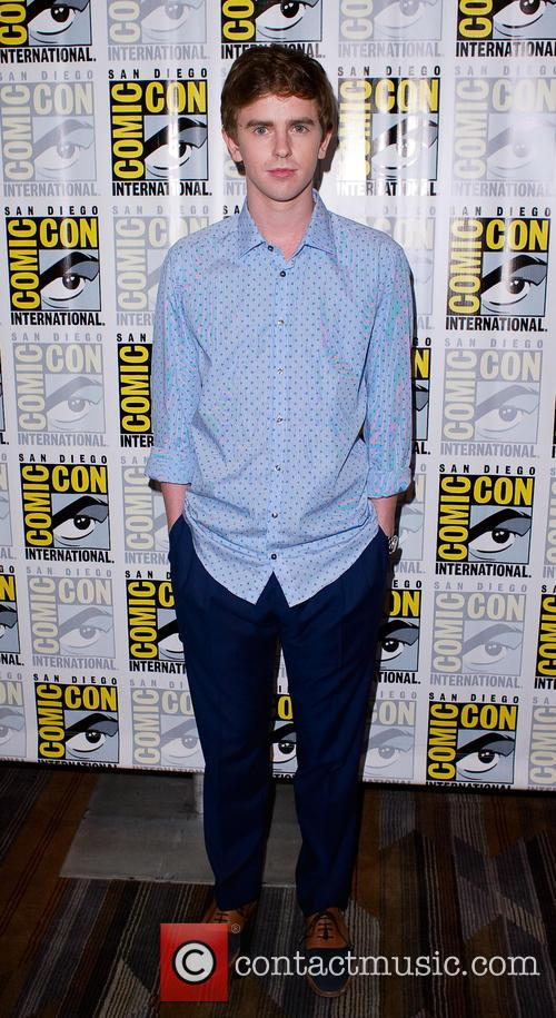 San Diego Comic-Con International - 'Bates Motel' -...