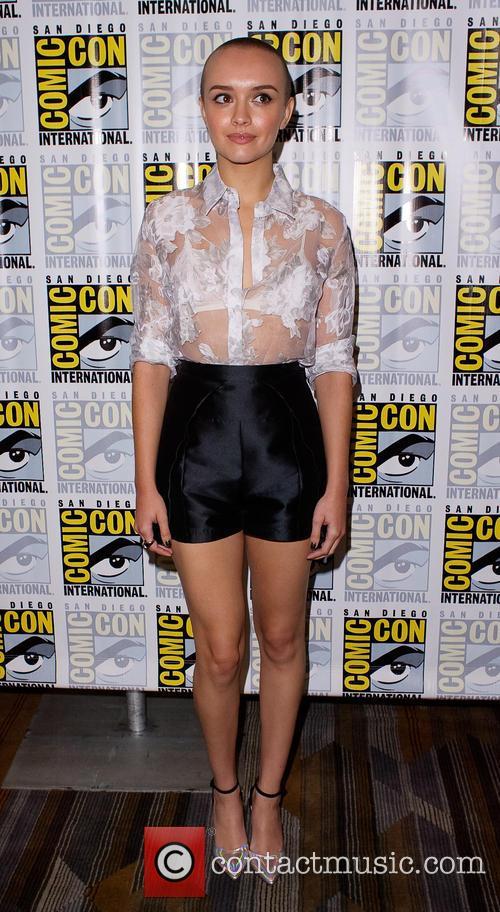 Olivia Cooke 2