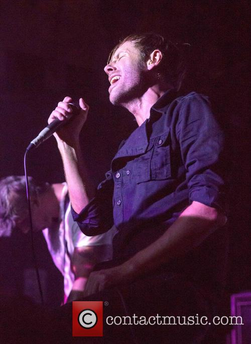 Geoff Rickly and No Devotion 3