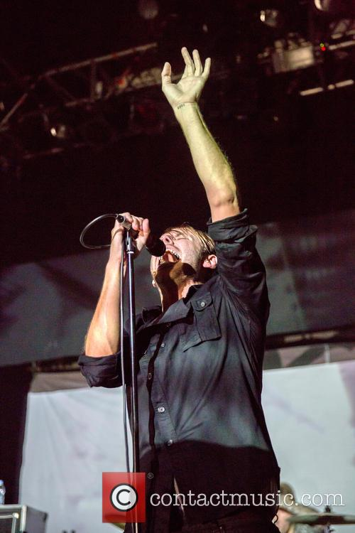 Geoff Rickly and No Devotion 1